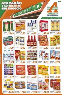 Ofertas Supermercados no catálogo Atacadão em Itaquaquecetuba ( Vence hoje )