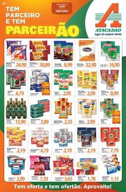 Ofertas Supermercados no catálogo Atacadão em Guaíba ( 2 dias mais )