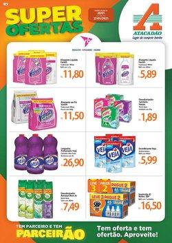 Ofertas Supermercados no catálogo Atacadão em Maceió ( Vence hoje )