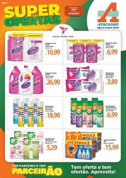 Ofertas Supermercados no catálogo Atacadão em Lauro de Freitas ( 6 dias mais )