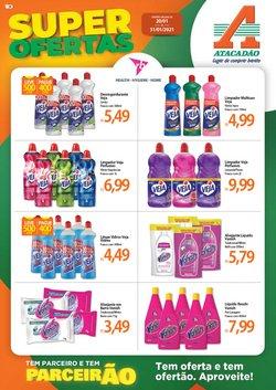 Ofertas Supermercados no catálogo Atacadão em Gravataí ( 7 dias mais )