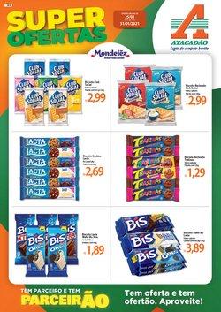 Ofertas Supermercados no catálogo Atacadão em Lauro de Freitas ( 3 dias mais )