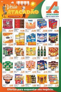 Ofertas Supermercados no catálogo Atacadão em Cachoeirinha ( 2 dias mais )