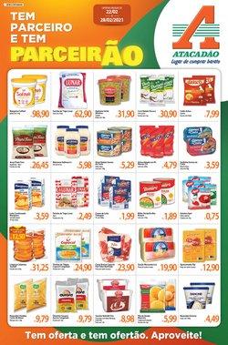 Ofertas Supermercados no catálogo Atacadão em Belo Horizonte ( 3 dias mais )