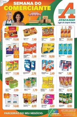 Ofertas Supermercados no catálogo Atacadão em Juiz de Fora ( Publicado a 2 dias )