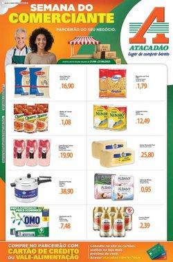 Ofertas de Supermercados no catálogo Atacadão (  4 dias mais)