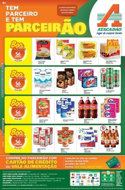 Ofertas de Supermercados no catálogo Atacadão (  Vence hoje)