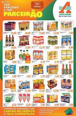 Ofertas de Supermercados no catálogo Atacadão (  2 dias mais)