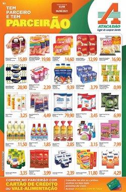 Ofertas de Supermercados no catálogo Atacadão (  Válido até amanhã)