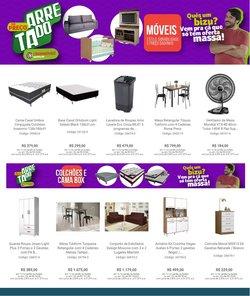 Ofertas Lojas de Departamentos no catálogo Credimoveis Novolar em Jaboatão dos Guararapes ( Válido até amanhã )