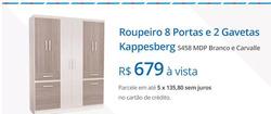 Promoção de Lojas Bemol no folheto de Manaus