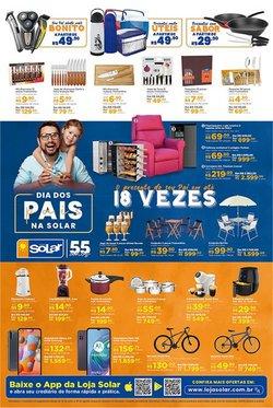 Ofertas de Lojas Solar no catálogo Lojas Solar (  Publicado hoje)