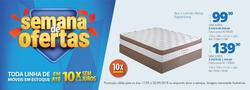Promoção de Lojas Solar no folheto de Montenegro