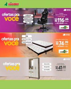 Ofertas de Lojas Guaibim no catálogo Lojas Guaibim (  Publicado ontem)