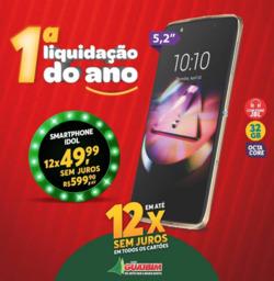 Promoção de Lojas Guaibim no folheto de Salvador