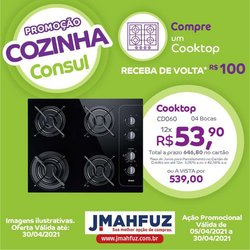 Ofertas Lojas de Departamentos no catálogo J. Mahfuz em São Carlos ( Publicado hoje )