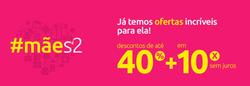 Promoção de Móveis Simonetti no folheto de Vila Velha