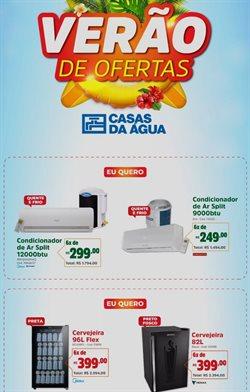 Catálogo Casas da Água ( Vencido )