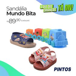 Ofertas de Lojas Pintos no catálogo Lojas Pintos (  11 dias mais)