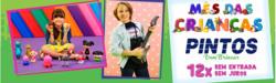 Promoção de Lojas Pintos no folheto de Teresina
