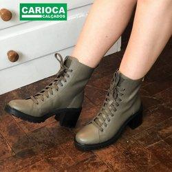 Ofertas de Carioca Calçados no catálogo Carioca Calçados (  Válido até amanhã)