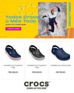 Ofertas de Crocs no catálogo Crocs (  6 dias mais)