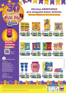 Ofertas de Supermercados no catálogo Super Lagoa (  Publicado hoje)