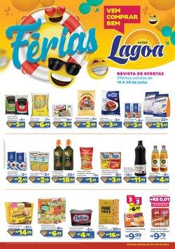 Catálogo Super Lagoa (  4 dias mais)