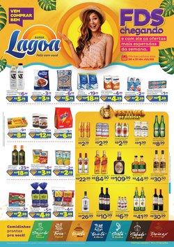 Ofertas de Supermercados no catálogo Super Lagoa (  Válido até amanhã)