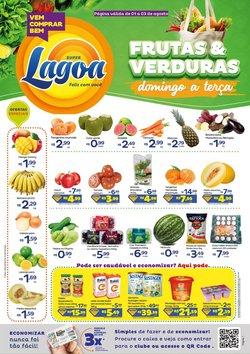 Ofertas de Supermercados no catálogo Super Lagoa (  Publicado ontem)