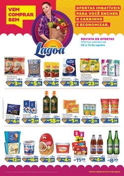 Catálogo Super Lagoa (  Publicado ontem)