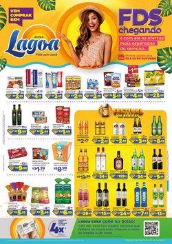 Ofertas de Supermercados no catálogo Super Lagoa (  Vence hoje)
