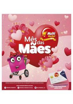 Ofertas de Dia das Mães no catálogo Rede Multi Market (  9 dias mais)