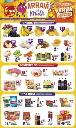 Ofertas de Supermercados no catálogo Rede Multi Market (  2 dias mais)