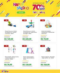 Ofertas Brinquedos, Bebês e Crianças no catálogo Ri Happy em Aracaju ( 3 dias mais )