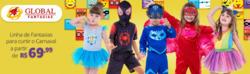Promoção de Bebês, acessórios e brinquedos no folheto de Ri Happy em São Carlos