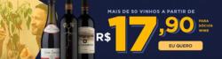 Promoção de Wine no folheto de Alegre