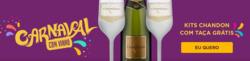 Promoção de Wine no folheto de Sirinhaém