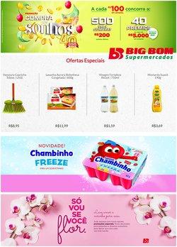 Ofertas Supermercados no catálogo Big Bom Supermercados em Aracaju ( Publicado a 2 dias )