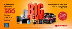 Promoção de Big Bom Supermercados no folheto de Mogi Guaçu