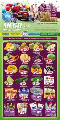 Ofertas de Melancia em Violeta Supermercados