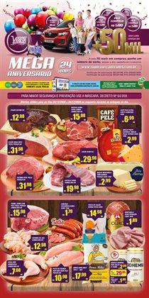 Catálogo Violeta Supermercados em São Paulo ( Vence hoje )