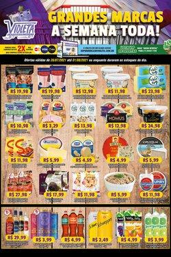 Catálogo Violeta Supermercados (  2 dias mais)