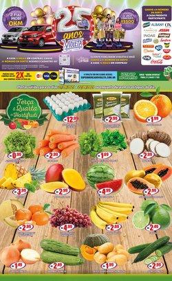Ofertas de Violeta Supermercados no catálogo Violeta Supermercados (  Vence hoje)