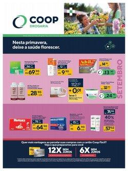 Ofertas de Farmácias e Drogarias no catálogo Drogarias Coop (  3 dias mais)