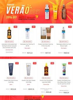 Ofertas Farmácias e Drogarias no catálogo Drogaria Minas Brasil em Belo Horizonte ( 3 dias mais )