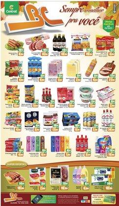 Ofertas de BC Supermercados no catálogo BC Supermercados (  2 dias mais)