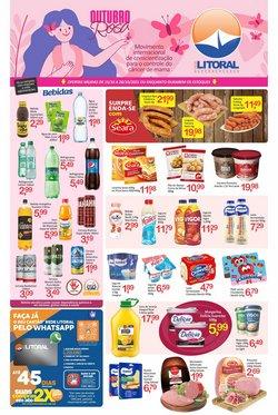Catálogo Rede Litoral de Supermercados (  Publicado ontem)