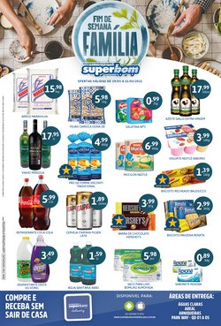 Catálogo Superbom Supermercado ( Vencido )