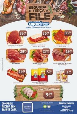 Ofertas de Supermercados no catálogo Superbom Supermercado (  Válido até amanhã)